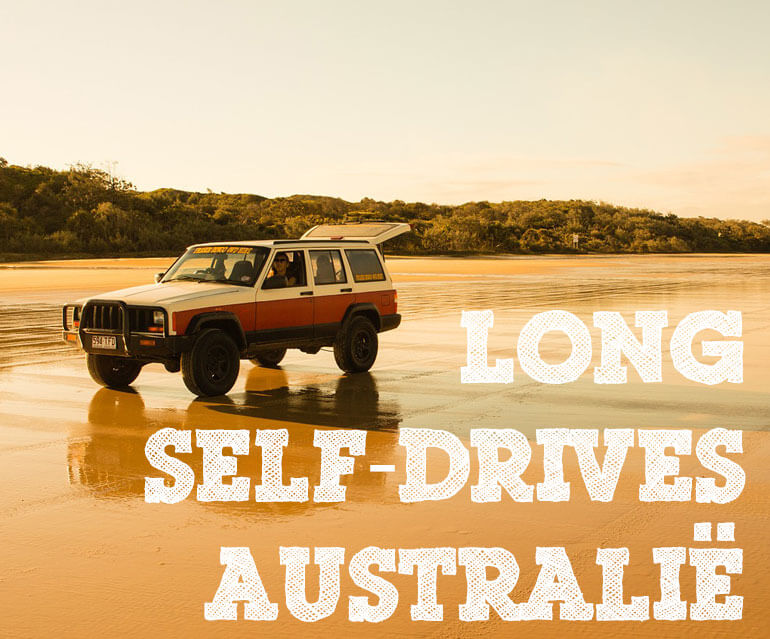 Long Self-drives Australië
